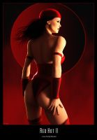 Red Hot 2 by Fredy3D