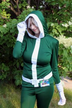 Rogue Cosplay by Elenatintil