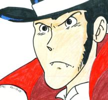 Count Lupin by InspectorZenigata