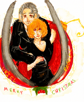 MERRY CHRISTMAS by Rosiana