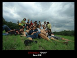 we are family by kubil