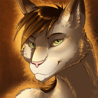 Icon Comish - Golden Fur by TwilightSaint