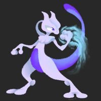 PKMN - Mewtwo by Versiris