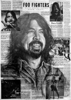 Dave Grohl by rushijay