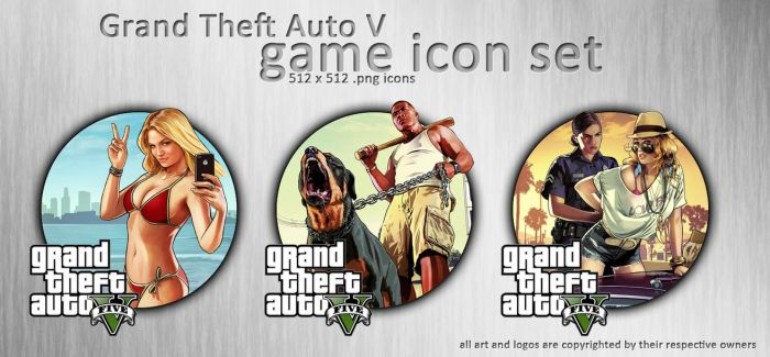 Gta V Pack by XeoDon