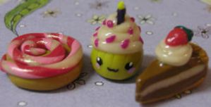 Misc. Bakery Charms by Ratatoie