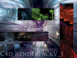INF's C4D Renderpack v_1 by ineedfire