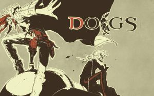 DOGS. Bullets and Carnage by grunge-queen-aya