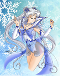 Sailor Snow Flake by Emilia89