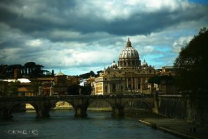 Classical view of ROMA by Hermetic-Wings