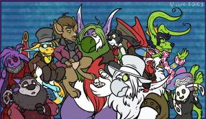 New Neopets Header by two-cue