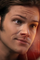 Sam Winchester - Digital Portrait by marinamaral