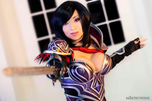 En garde! - Fiora, League of Legends by yayacosplay