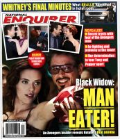 National Enquirer, Feb 27, 2012 by nottonyharrison