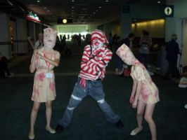 Silent Hill Waldo by DirtyColumbus
