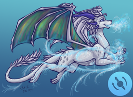 Ice/Water Element by SekoiyaStoryteller
