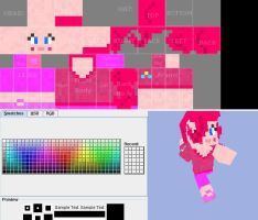 Pinkie Pie Preview by Stickfiguresrule321