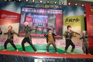 B.A.P POWER COSPLAY LIVE by YEYINGdynasty