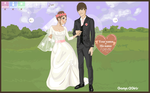 FOREVER: A Wedding Dressup by WonderfulKrista