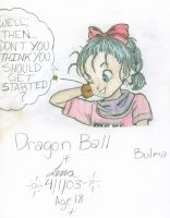 Colored Bulma Briefs by hikari-chan1