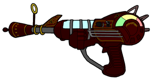 Ray Gun (Updated) by D0ct0rrR1cht0f3n