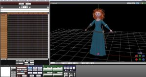 w.i.p. - Merida, You Are Wonderful! by animefancy-mmd