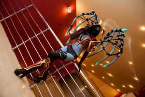QoP cosplay dota2 by MrProton