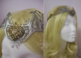Galadriel Inspired Crown by Lillyxandra