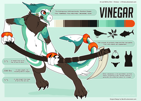 OC: Vinegar by c-Chimera