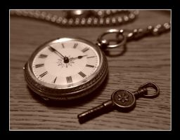 Pocket Watch by Woolf20