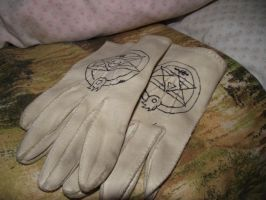 Roy Mustang Gloves by Armadeo