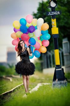 another baloons by widjita