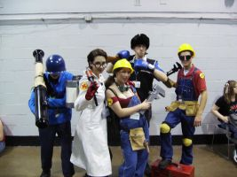 ACen TF2 Cosplay 2010 by steam-marc