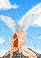 Angel in love by X-Seires