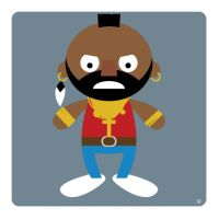 mr t by striffle