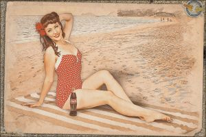 Pinups - Summer Continues by warbirdphotographer