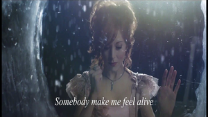 Shatter Me - Lindsey Stirling Feel Alive Wallpaper by SeraphSirius