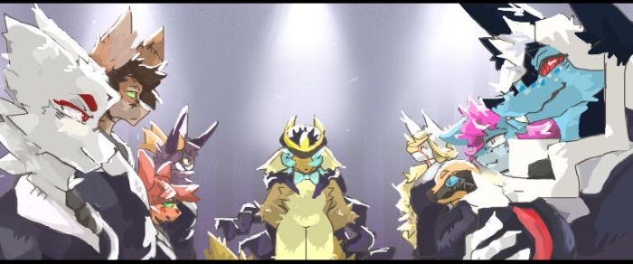 Oh,Watch Over Me while you choose by Deer-mafia