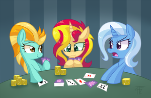 Card Games by wildberry-poptart
