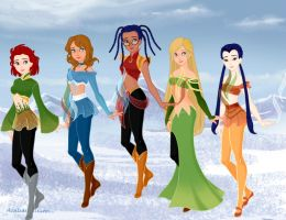 Avatar - The Last Witches by M-Mannering