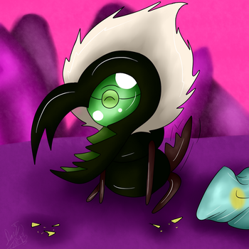 Centipeetle and her Chaps by CaptainDani
