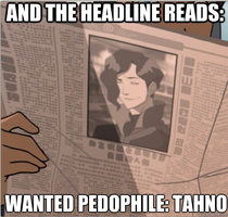 Tahno is a Pedophile: Part 2 by makorralok
