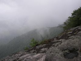 Smokey Mountains 13 by bloodlust-stock