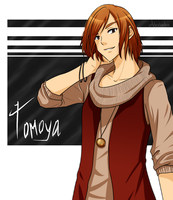 Tomoya by AderiAsha
