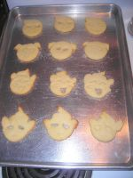 Soul Eater Cookies- Baked by tRoUbLeSoMecHiCa