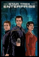 Enterprise Season five by Damon1984