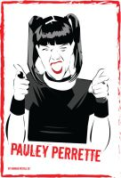 Pauley Perrette by cynfullpryde