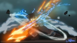 Avatar  The Legend Of Korra by matrksinw