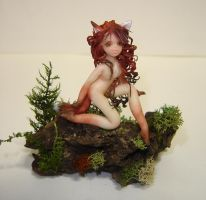 Fox spirit by Fairiesworkshop