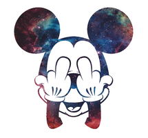 Why Mickey Why by OathMagistrate